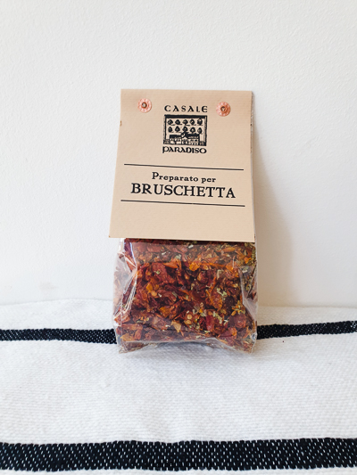 Bruschetta kruiden - Casale Paradiso