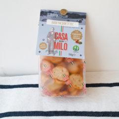 Bruschetta met tomaten, knoflook en oregano - Casa Milo